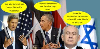 obama and kerry backstabbers.