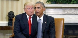 obama trump transition.