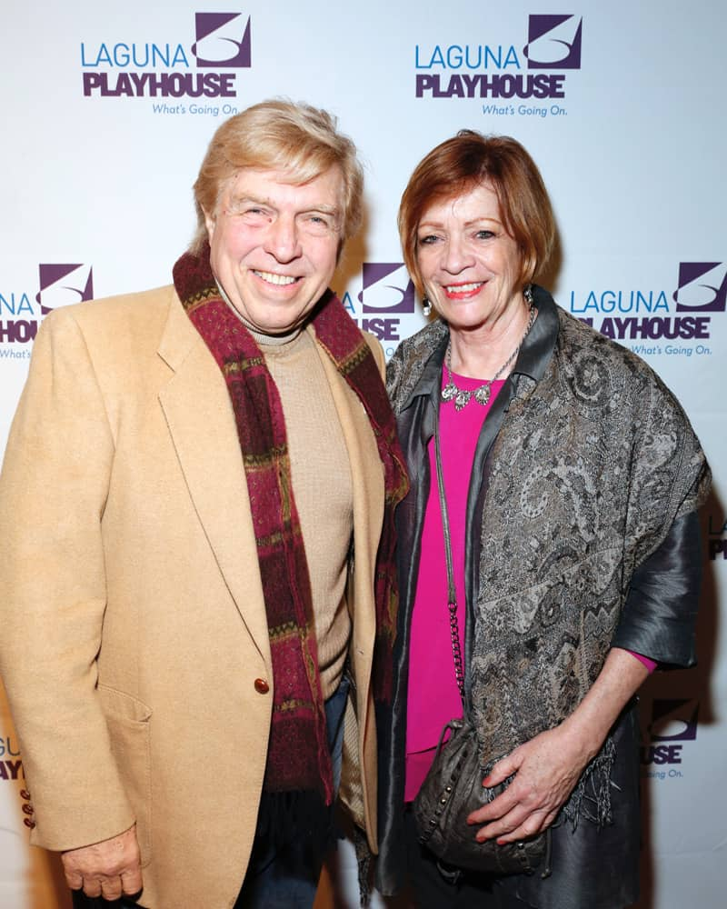 Rita Rudner and Other Notables Attend Sleeping Beauty