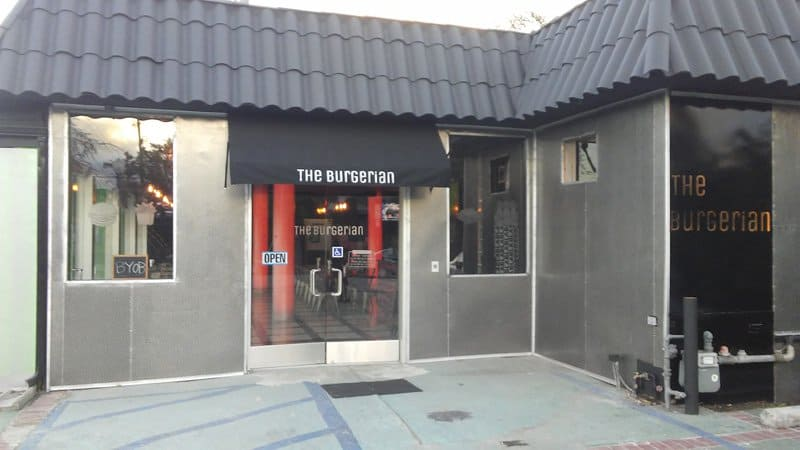 The Burgerian.