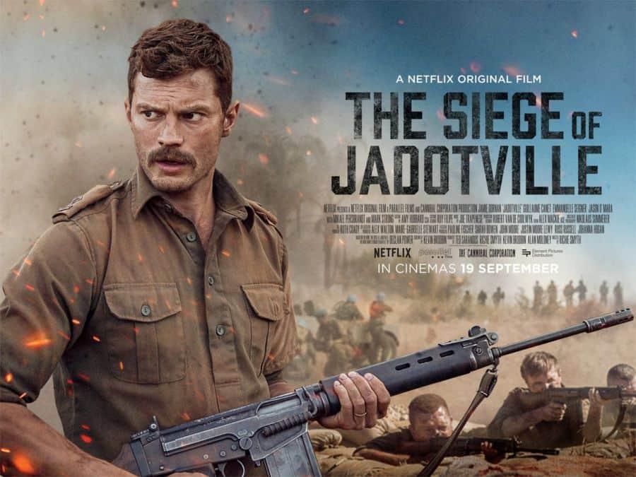 The siege of jadotville movie poster.