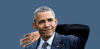 barack obama pat on back.