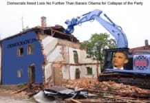 democratic party demolition.