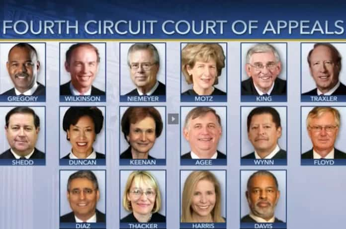 federal 4th circuit court of appeals en banc.