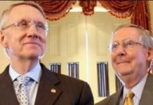 Harry Reid, nuclear option.