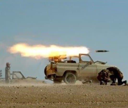 Iran IRGC exercises.