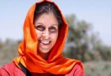 Nazanin Zaghari-Ratcliffe.