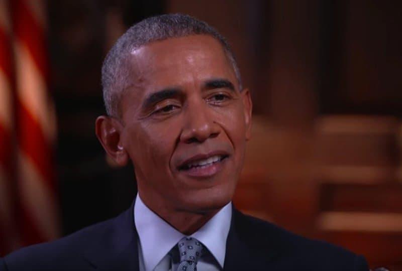 Obama legacy.