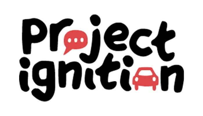 project ignition logo.