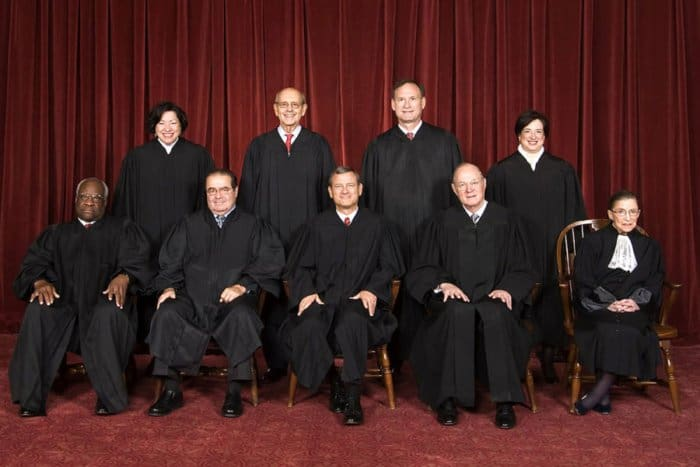 US Supreme Court 2010