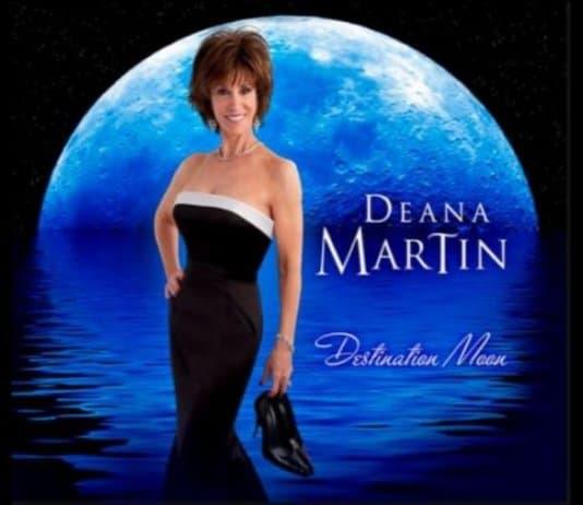 Deana Martin Destination Moon. Photo courtesy Deana Martin.
