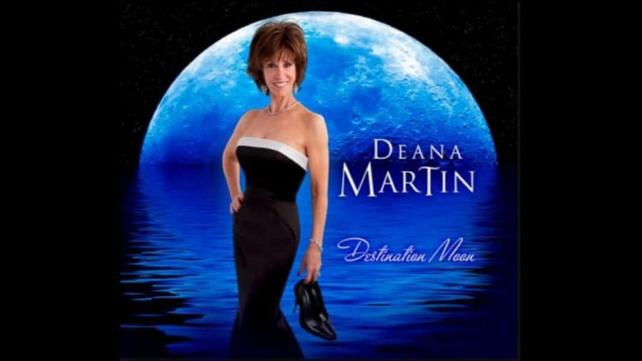 Deana Martin Destination Moon. Photo courtesy Deana Martin.