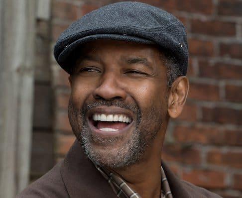 Denzel Washington.