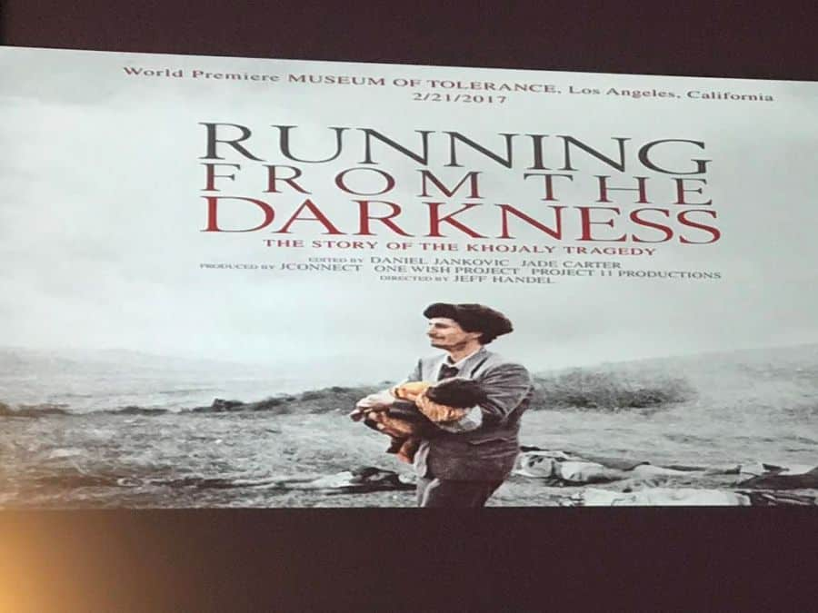 Docufilm Running From The Darkness