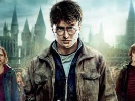 harry potter experience publicity poster.