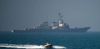 naval exercises Arabian Gulf.