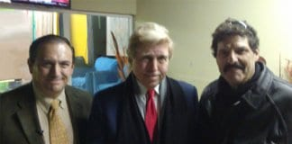 Juan Filipe Prado, Pete Allman, and Rich Rossi.