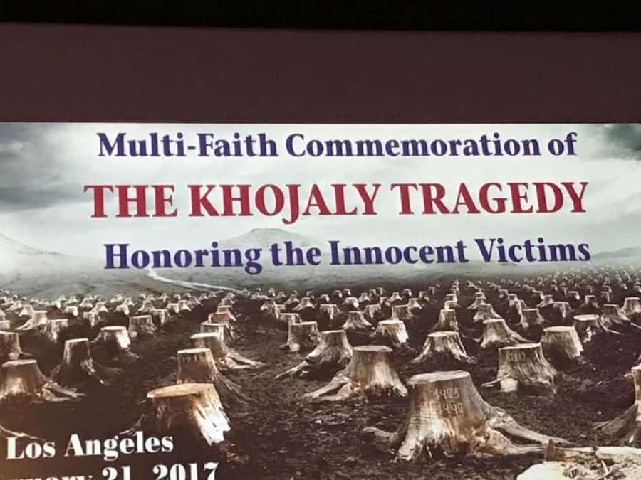 Khojaly Massacre Tragedy-photo Nurit Greenger