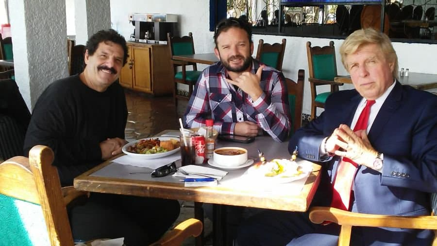 Rich Rossi, Cesar Riviera, and Pete Allman, the three amigos chat about tourism and President Trump's executive orders on immigration.