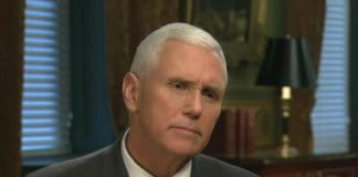 vice president mike pence.