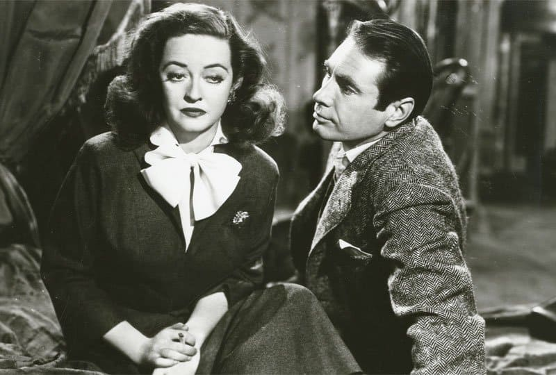 bette davis in all about eve, one of the dangerous film divas.