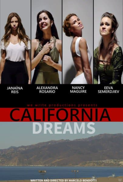 California Dreams Official Poster.