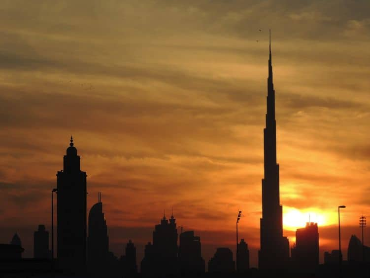 dubai properties. image by dniyer from pixabay