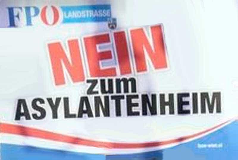 no refugee camps in austria.