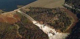 oroville dam spillway failure.