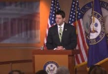 paul ryan after the non-vote on obamacare.
