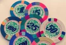 Poker Chips.