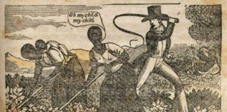 slaves working.