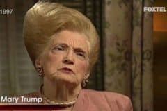 Trumps Mother