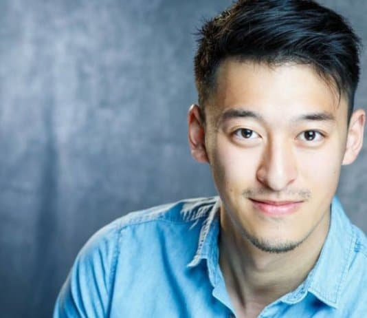 Alex Chang portrait.