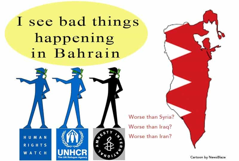 Why Are Some Nations Out to Defame Bahrain?
