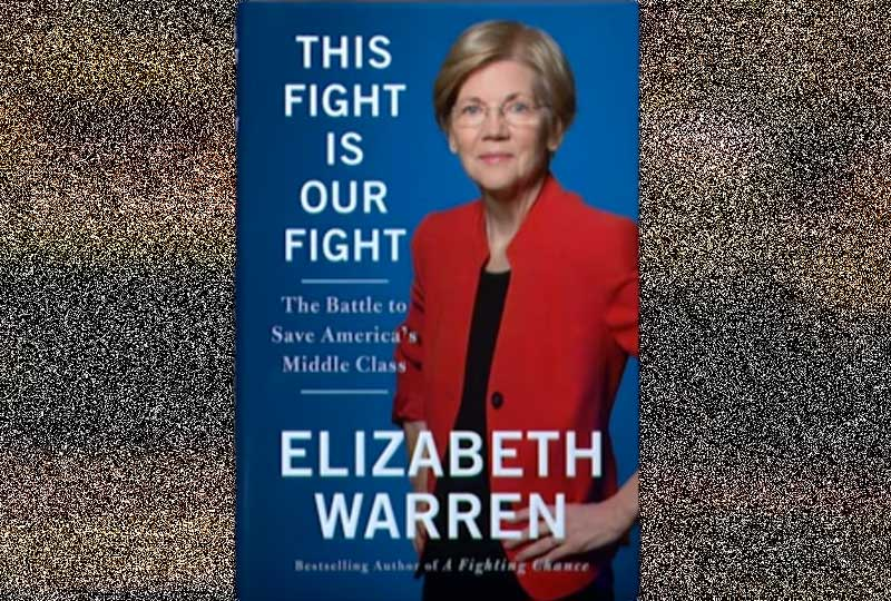 elizabeth warren book cover.