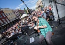 French Quarter Festival (Zack Smith Photography).