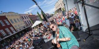 French Quarter Festival (Zack Smith Photography).