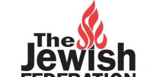 Jewish Federation logo.