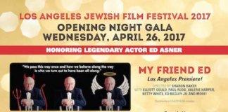 Los Angeles Jewish Film Festival (LAJFF) #12.