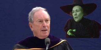 Michael Bloomberg and Elizabeth Warren.