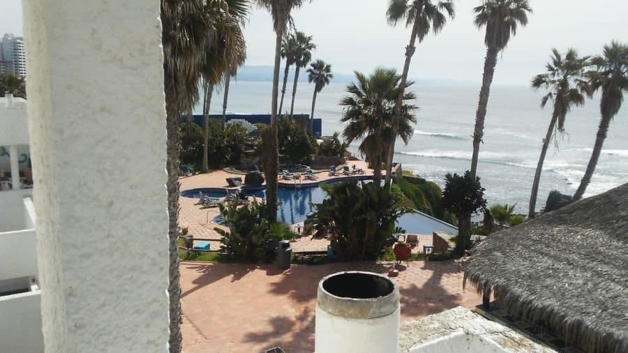 Ocean Front Las Rocas Spa and Resort.