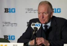 Red Berenson UM big ten.