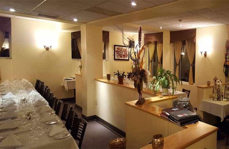 restaurant meridional.