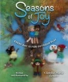 Seasons of Joy: New Picture Book Inspires Outdoor Play, Nature Awareness 1