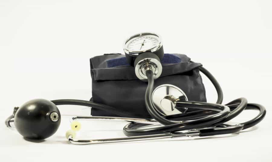 sphygmomanometer, for measuring blood pressure