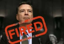 james comey fired by trump.