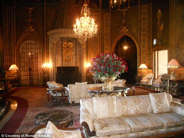 Mar-a-Lago interior