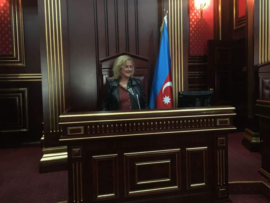 Azerbaijan and Me. A Week Travel Log in Azerbaijan: Part 4 5