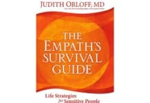 the empath's survival guide and traits of an empath.